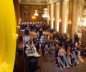 Sponsor Reception at Global Supplier Conference in Chicago, IL.